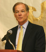 US Ambassador Thomas C. Foley