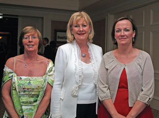 Cathy Gavigan, Marie O'Connor and Lorraine O'Dwyer