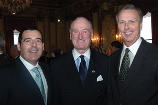 2008 St  Patrick's Luncheon in New York