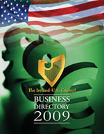 2009 Ireland US Council Business Directory