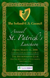 St. Patrick's Luncheon in New York