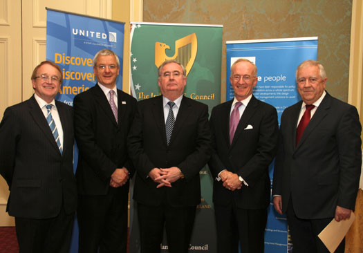 Energy a Hot Topic at Council Spring Corporate Lunch held in Dublin May 4th
