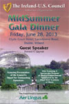 2013  Midsummer Gala Dinner  in Dublin