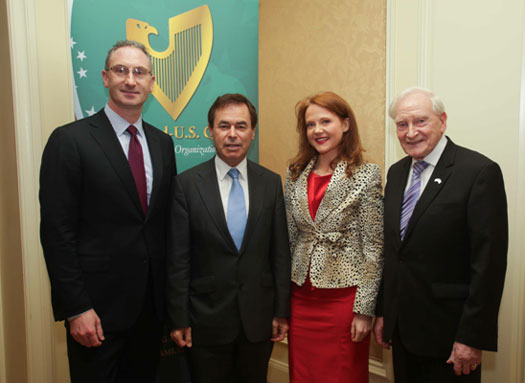 Council Hosts 2013 Spring Corporate Lunch in Dublin