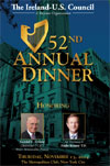 52nd Annual Dinner - Book Now
