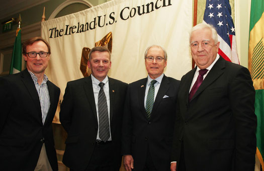 Ireland-U.S. Council's 52nd Annual Dinner Held November 13 in New York