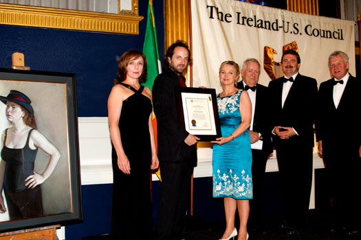Ireland-U.S. Council's MidSummer Gala Dinner held in Dublin Castle June 27