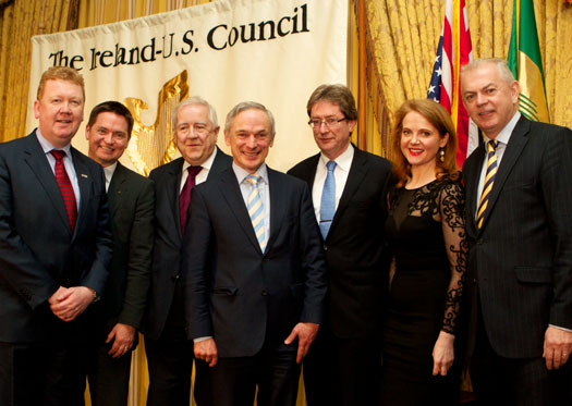 Ireland U.S. Council's 2014 Spring Lunch in Dublin