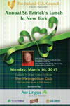 2015 St. Patrick's Lunch March 16 - Reserve Now
