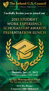 2015 Scholarships Awards Lunch - Reserve Now