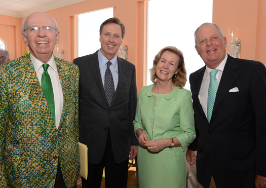 Ireland-U.S. Council's Winter Meeting Lunch in Palm Beach Florida