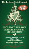 Member-Guest Reception in Dublin - Reserve Now