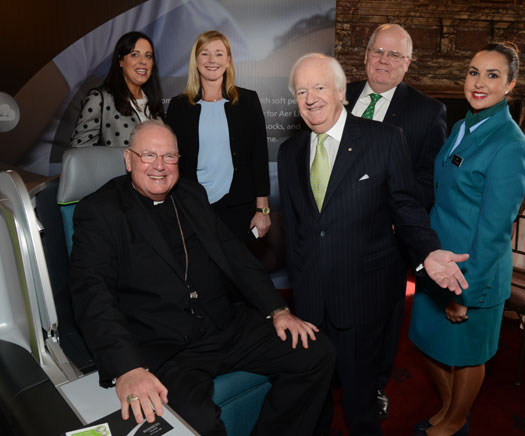 Ireland-U.S. Council's Annual St. Patrick's Lunch at The Metropolitan Club in New York