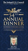 54th Annual Dinner of the Council in New York - Reserve Now
