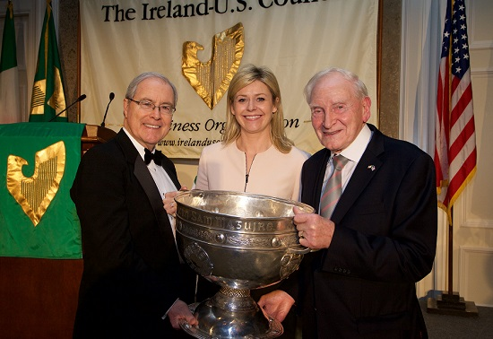 Council's Member-Guest Reception Held in Dublin December 15