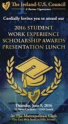 Scholarships Awards Lunch  in NYC - Reserve Now