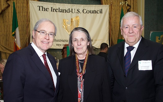 Ireland-U.S. Council's 2016 Spring Corporate Lunch in Dublin