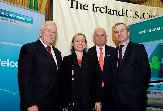 Ireland-U.S. Council 2017 Spring Corporate Lunch in Dublin