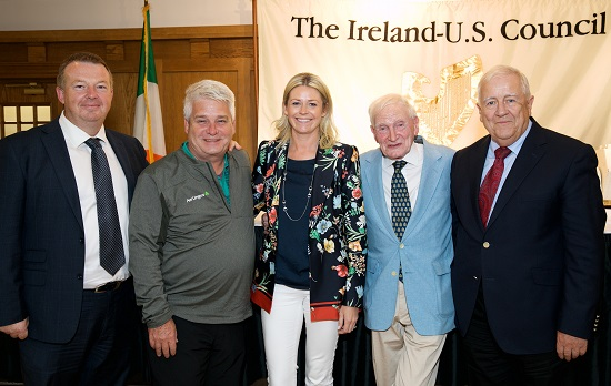 The Ireland-U.S. Council's 2018  Golf Day held in Ireland