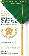 Scholarships Awards Lunch in New York - Reserve Now