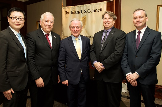 The Ireland-U.S. Council's Corporate Spring Lunch held in Dublin Friday April 13th 2018
