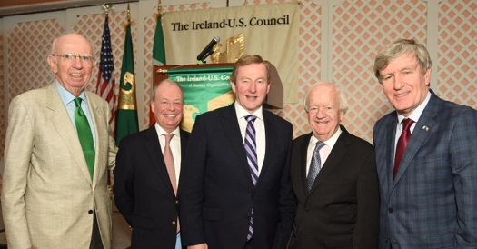 The Ireland-U.S. Council's 26th Annual Winter Meeting in Palm Beach, FL
