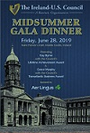 2019 Midsummer Gala Dinner in Dublin - Reserve Now