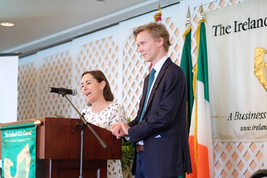 The 27th Annual Winter Meeting of the Ireland-U.S. Council was held in Palm Beach, Florida
