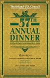 57th Annual Dinner of the Council - Reserve Now