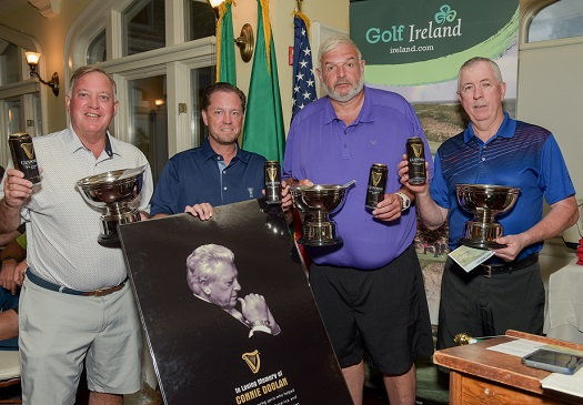 2019 Ireland-U.S. Council Golf Day in New York