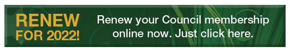 Renew Your Council Membership Online - Click Here